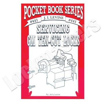 Picture of GM 10 Cut Locks Service Book