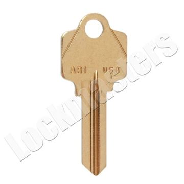 Picture of Arrow Key Blank - 250 Pack