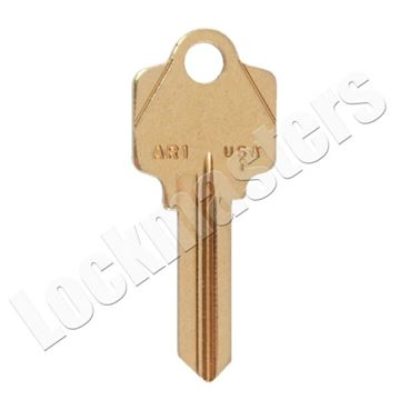 Picture of Arrow Key Blank - 50 Pack