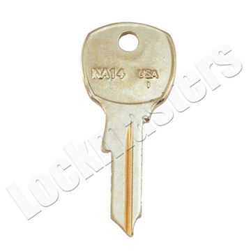 Picture of Taylor NCL Key Blank - Pack of 50