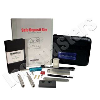 Picture of Ultimate Safe Deposit Lock Opening Kit