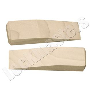 Picture of Wooden Wedges - Set of 2