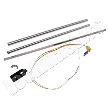 "Picture of Kaba Mas X-10 Accessory - 10"" Conversion Kit"