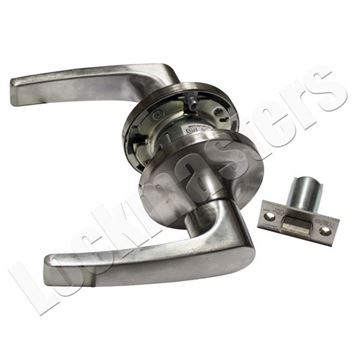 Picture of Yale  Grade 1 Passage Lever Set