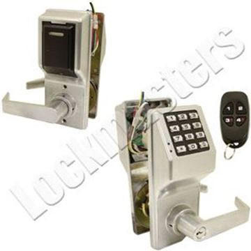 Picture of Alarm Lock Trilogy T2 SC1 Kwy