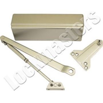 Picture of CAL-ROYAL Grade 1 Door Closer - Aluminum