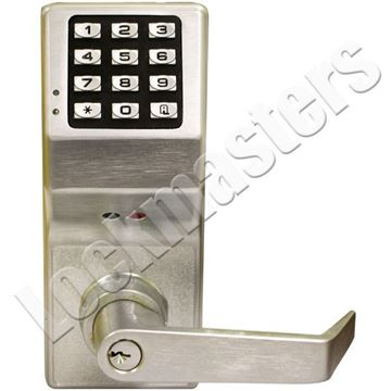 Picture of Alarm Lock Trilogy DL3000 Series Electronic Battery Operated Digital Lock