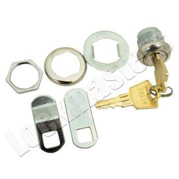 Hudson ESP cam lock image