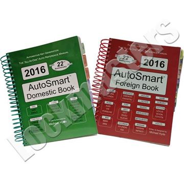 Picture of 2016 AutoSmart Reference Books