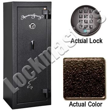 "Picture of AMSEC BF Series 59-1/4"" H x 24"" W x  21"" D W Gun Safe with AMSEC ESL10XL Electronic Lock"