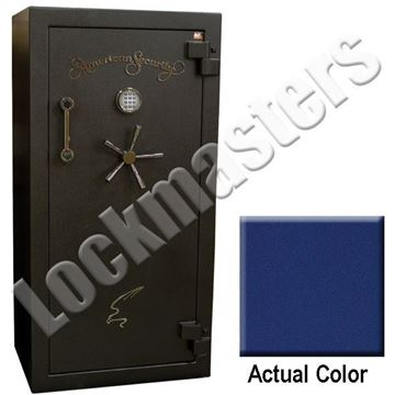 """Picture of AMSEC BF Series 59-1/4"""" H x 30"""" W x  26"""" D Gun Safe with AMSEC ESL10XL Electronic Lock"""