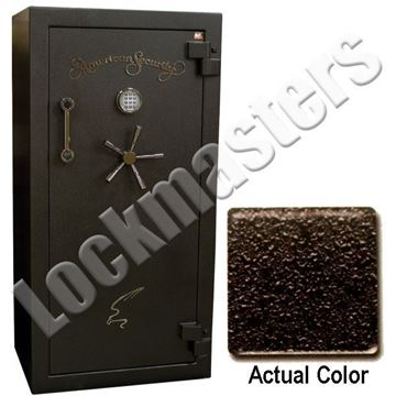 "Picture of AMSEC BF Series 59-1/4"" H x 30"" W x  26"" D Gun Safe with AMSEC ESL10XL Electronic Lock"