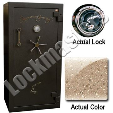 "Picture of AMSEC BF Series 59-1/4"" H x 30"" W x  26"" D  Gun Safe with Group 2 Mechanical Lock"