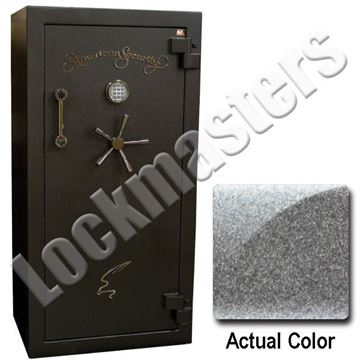 "Picture of AMSEC BF Series 59-1/4"" x 30"" Gun Safe with AMSEC ESL10XL Lock"
