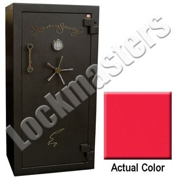 "Picture of AMSEC BF Series 59-1/4"" H x 30"" W x  21"" D Gun Safe with AMSEC ESL10XL Lock"