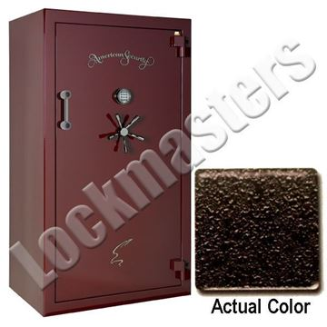 "Picture of AMSEC BF Series 71-1/4"" x 50"" Gun Safe with AMSEC ESL10XL Electronic Lock"