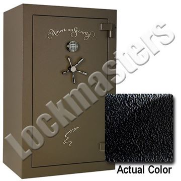 "Picture of AMSEC NF Series 59"" H x 36"" W x 26"" D Gun Safe with AMSEC ESL5 Electronic Lock"