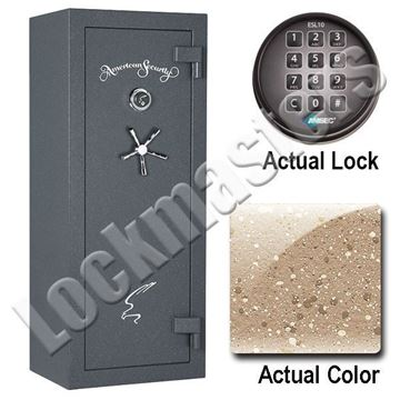 """Picture of AMSEC NF Series  59"""" H x 24"""" W x 18"""" D  Gun Safe with AMSEC ESL10XL Electronic Lock"""
