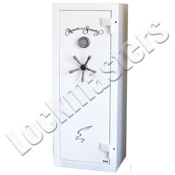 """Picture of AmSec NF Series 59"""" H x 24"""" W x 18"""" D Gun Safe  with AMSEC ESL10XL Electronic Lock NF5924LNFPEAE1"""