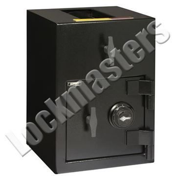"Picture of AMSEC DS Series ""B"" Rate Depository Safe - Top Loading"