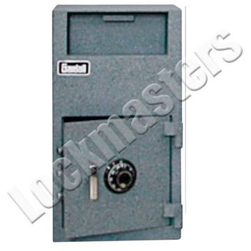 """Picture of Gardall 15"""" H x 13 ½"""" W x 11 ½"""" D Single Door Depository with S&G Group II Combination Lock"""