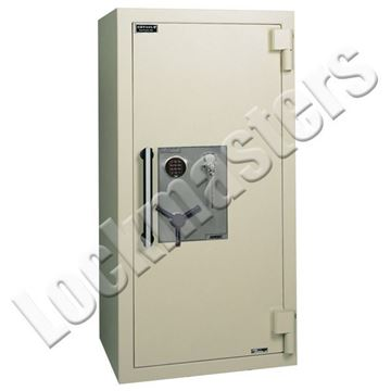 "Picture of AMSEC  62"" H x 31"" W x 29 – 1/2"" D TL-15 AmVault Composite Safe with S&G 6120 Electronic Lock"