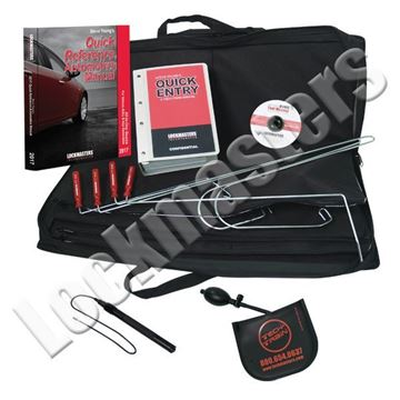 Picture of Master Vehicle Entry Kit with Quick Entry Manual;  TT2050QESC