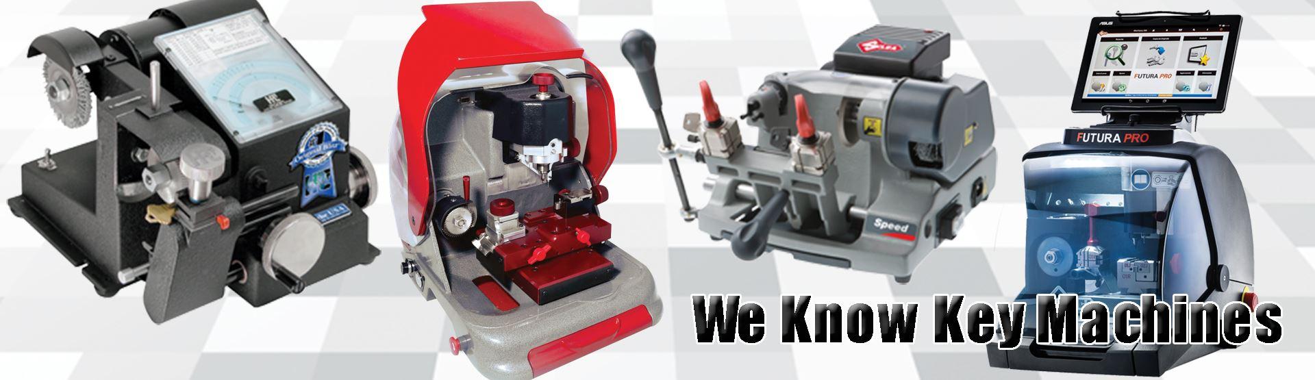 Key Machine Images