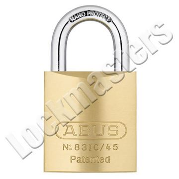 Picture of ABUS 83 Series SFIC Brass Padlock