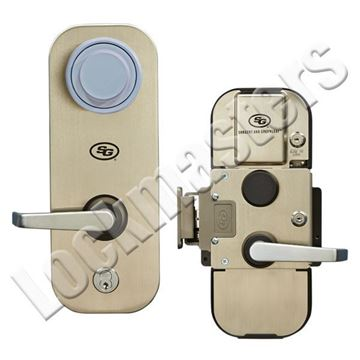 Picture of S&G 2890 Pedestrian Door Lock Lever