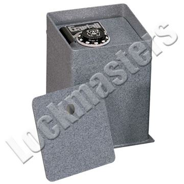"Picture of Gardall Residential Floor Safe 8"" x 8"" x 11¼"""