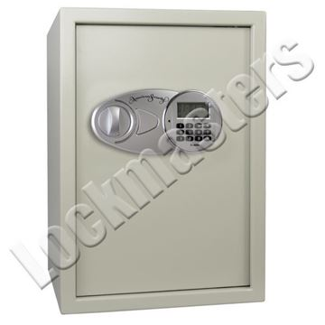"Picture of AMSEC 19-9/16"" x 13-9/16"" Electronic Security Safe"