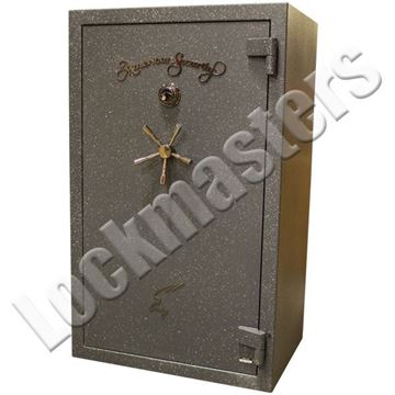 """Picture of AMSEC NF Series 59"""" H x 36"""" W x 26"""" D Gun Safe with Mechanical Lock"""