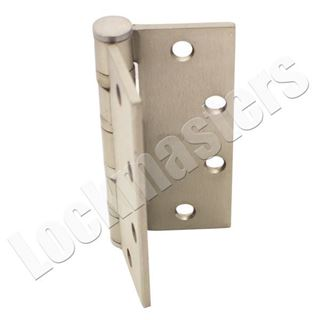 Picture of Stanley FBB Series Heavy Weight Ball Bearing Hinge with Non-Removable Pin - Satin Chrome