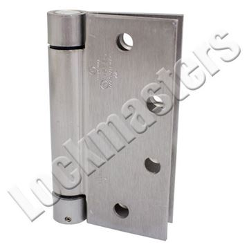 Picture of Stanley 2060R Series Spring Hinge with Square Corners - Satin Chrome