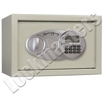 "Picture of AMSEC 7-11/16"" x 12-13/16"" Electronic Security Safe"
