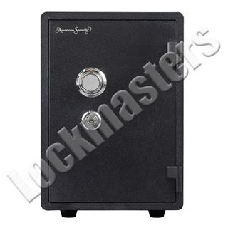 """Picture of AMSEC 8-3/8"""" x 14"""" Imported Fire Safe"""
