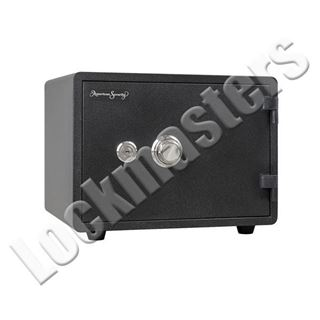"""Picture of AMSEC 8-3/8"""" x 14 Imported Fire Safe"""