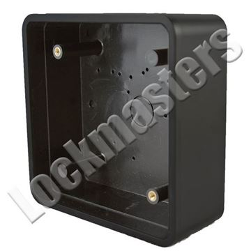 "Picture of BEA Inc 4.75"" Square Push Plate Surface Mount"