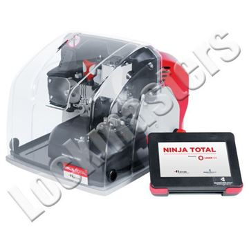Picture of Keyline Ninja Total All-in-One Electronic Code Cutting Key Machine