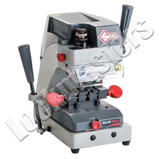 Picture of Ilco Swift Plus Mechanical Key Cutting Machine for Laser, Dimple and  Tubular Style Keys
