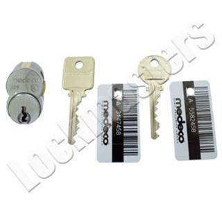 Lockmasters  Medeco LFIC 6 Pin Core Commercial Keyway