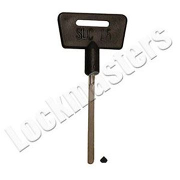 Picture of Diebold 161 Series Safe Deposit Lock Change Key