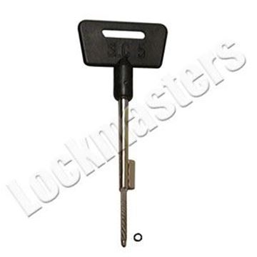 Picture of S&G 6800 & 6805 Series Mechanical Safe Lock Change Key