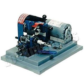 Picture of #2 Manual Code Key Machine - 12 Volt Motor