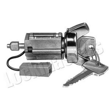 Picture of ASP/Lockcraft Ford Ignition Column Mounted 5-cut  1978-1993  withWire Lead Coded