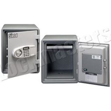 Picture of Gardall UL 1 Hour Microwave Safes with Programmable Electronic Lock