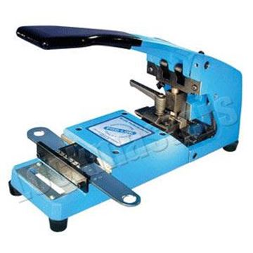 Picture of Interchangeable Core A2 Blue Punch Manual Key Machine