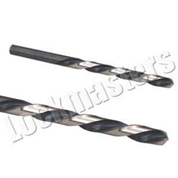 "Picture of 3/8"" Brute Drill Bit Nitride - Jobber Length"