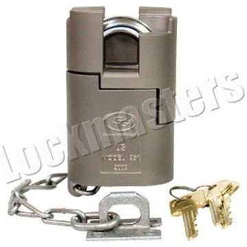 Picture of S&G 951C High Security Padlock with Commercial Keyway